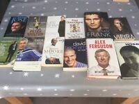 Football related autobiographys