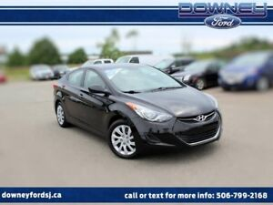 2013 Hyundai Elantra GLS BLUETOOTH HEATED SEATS