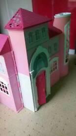Barbie Malibu house £30 if gone today