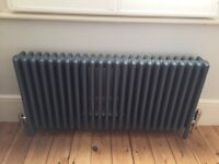 Bisque old school radiator approx 113x58x14cm £100