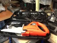 Black & Decker 400w scorpion saw