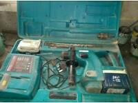 Makita 24v drill/breaker spares or repair