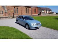 52 REG ROVER 75 1.8 CLUB SE 5DR BLUE MOT-17 2-KEYS OUTSTANDING FREE-DELIVERY VERY CHEAP CAR L@@K