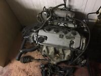 Honda Civic EJ2 D15B7 110hp Engine Complete 109,000 miles