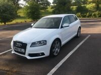 Audi A3 S line 2.0 TDI 5 Doors Excellent Condition