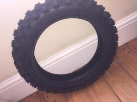 BRAND NEW 65cc motocross tyre 80/100-12