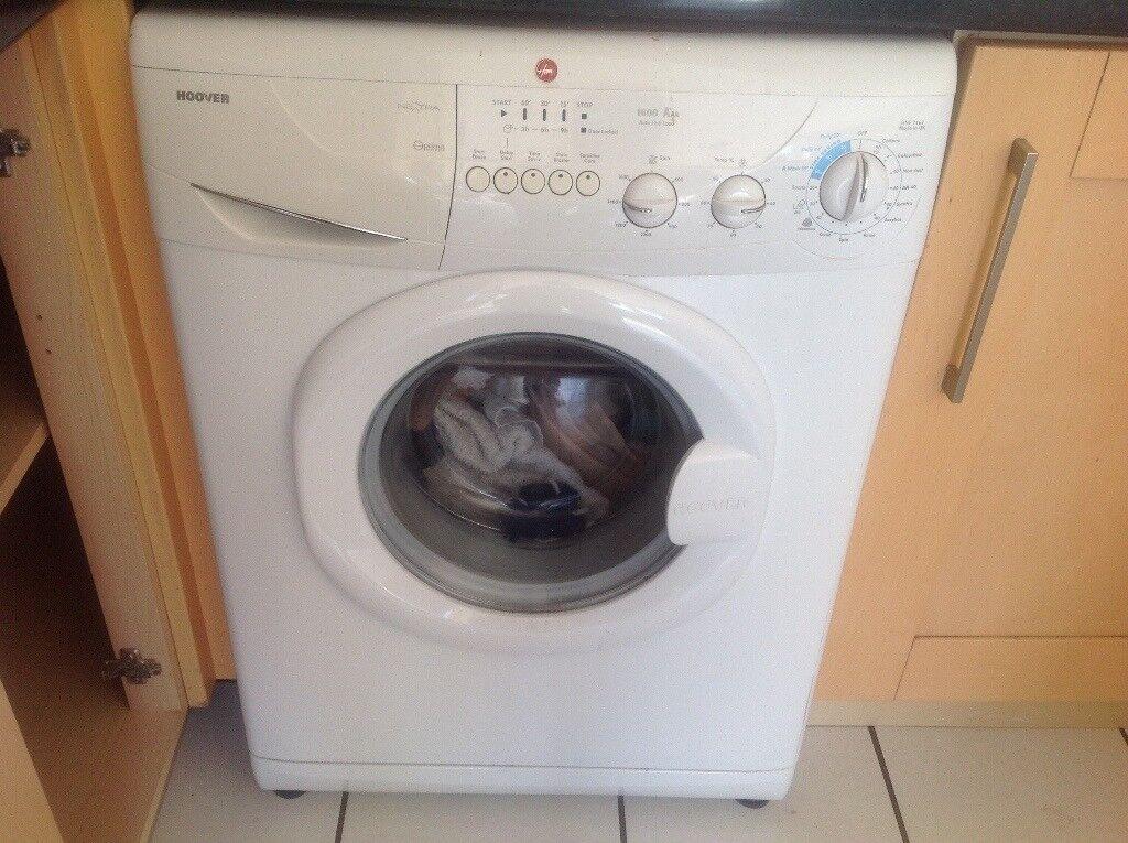 Hoover nextra washing machine
