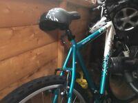 Apollo twilight 20inch bike for sale
