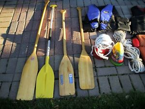 Boating assessories.