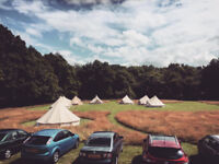 Tented Bell Tent Hire - Holidays, Birthdays, Garden Party, Events, Wedding, Accommodation, Festivals