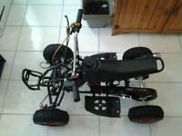 Mini quad bike 49cc