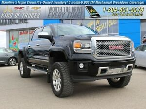 "2015 GMC Sierra 1500 Denali | 6""Lift 