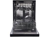 Dishwasher Black