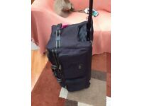 """Brand name """"Jaguar"""" wheeled travel case/bag. Only used for one holiday."""