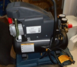 Compresseur Portatif BE-3 gal 1.5 HP a piston