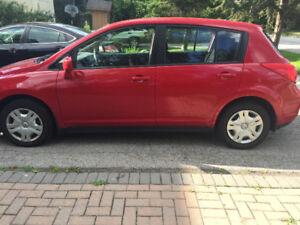 2011 Nissan Versa Hatchback FOR SALE!!! Excellent Deal!!