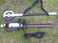 Eckman extendable hedge trimmer