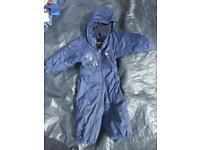 Rain proof suit 12- 18months