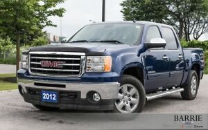 2012 GMC Sierra 1500 SLT CREW***nav***leather