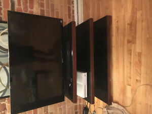 SELLING MY TV, TV STAND, AND XBOX ONE