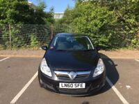 2010 VAUXHALL CORSA 1.2 5dr HATCHBACK - 53000 MILES - IDEAL FIRST CAR - MOT NOV 2017
