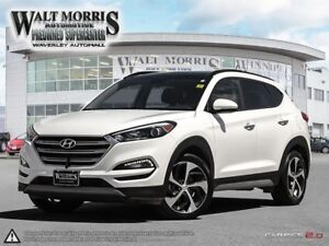 2017 Hyundai Tucson LIMITED: ACCIDENT FREE, LOCAL VEHICLE, ONE O