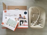 Stokke Newborn set + New Textile cover