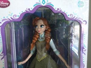 Limited Edition Disney Dolls