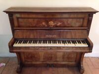 Foulston and co piano