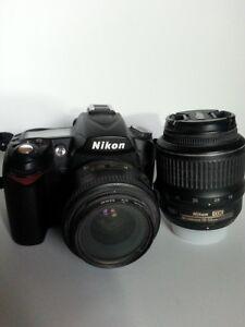 Nikon d90 + Two Lenses!