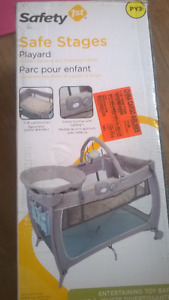 selling my playpen its brand new still in the box