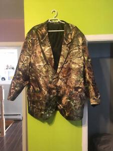 Men's Camo tux jacket
