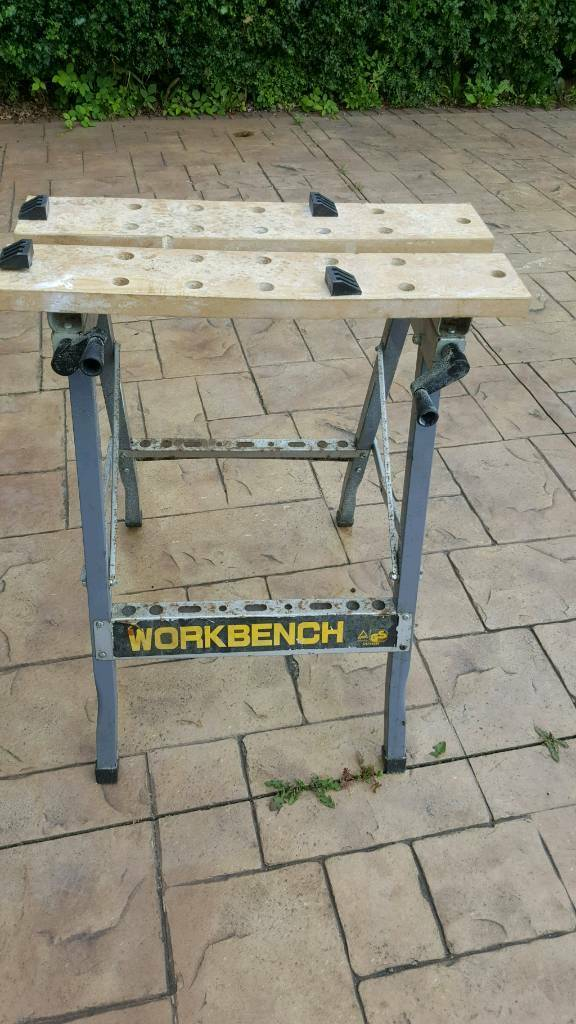 Work bench ideal for handyman