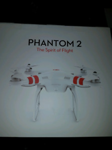 (BRAND NEW) DJI PHANTOM 2 WITH GIMBALS (BEST VERSION OF P2)