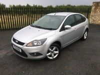 2010 59 FORD FOCUS 1.6 ZETEC 100 5 DOOR HATCHBACK - *LOW MILEAGE* - ONLY 2 FORMER KEEPERS FROM NEW!