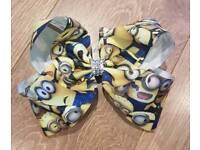 Minions jojo bows £3 each