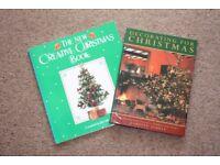 Craft books various titles art children kids christmas embroidery needle
