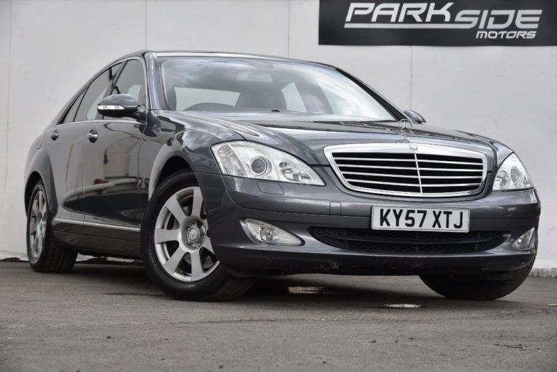 2007 mercedes-benz s class 3.0 s320 cdi 7g-tronic 4dr | in edgware