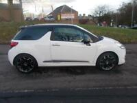 CITROEN DS3 1.6 E-HDI AIRDREAM DSPORT 3d 111 BHP (white) 2012