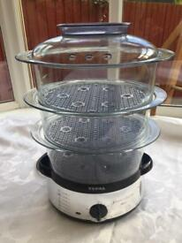 Tefal 3/1 steam cooker