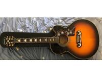 EJ-200ce acoustic guitar
