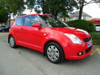 SUZUKI SWIFT 1.3 GL 2007 ONLY 77,000 MILES COMPLETE WITH M.O.T HPI CLEAR INC