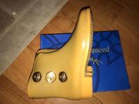 Designer wellie boots