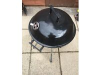 Mini BBQ with Tools + Cover