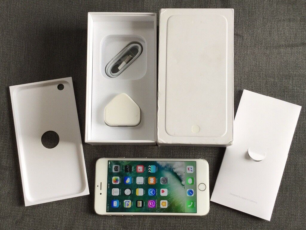 iPhone 6 Unlock 16GB Silver Mint Condition Original Box and accessoryin Greenwich, LondonGumtree - iPhone 6 Silver/White 16gb unlock all network box and accessory, very good condition with no issue/problem 100% working all, £179 cash on collection only so no post and no PayPal, Strictly No offer last price so dont ask (sorry)