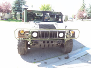 1993 AM General Hummer M998 Military Wagon