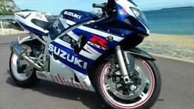 Suzuki gsxr 600 k3