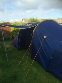 6/7 person tent