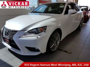 2015 Lexus IS 250 AWD/ Premium Package