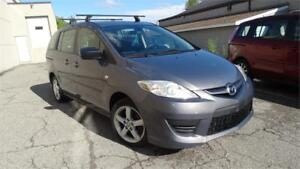 2009 Mazda Mazda5 GS WITH SAFETY